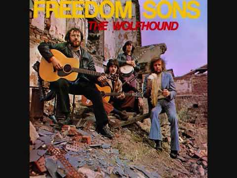 The Wolfhound - Freedom Sons   Full Album   Irish Rebel