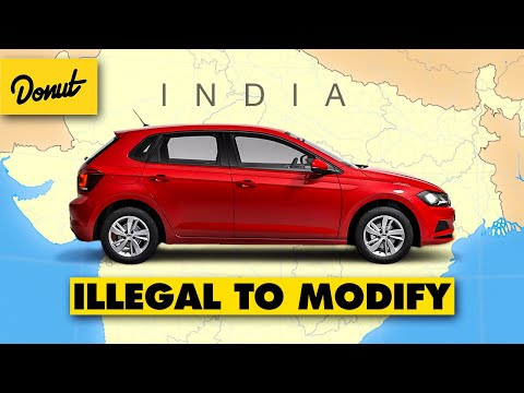 This Indian Law BANNED Car Mods!