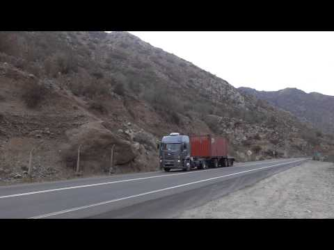 Vw Constellation Argentino, Scania Azul Brasileño & Scania Rojo Paraguay