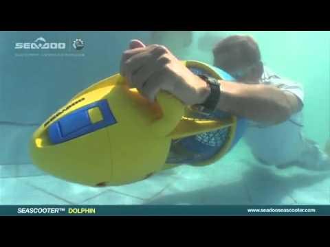 Underwater Propulsion Scooter