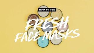 フレッシュフェイスマスクの商品情報はこちら https://jn.lush.com/products/face-masks フェイスマスクの選び方はこちら https://jn.lush.com/tag/howtochoose-facemasks.