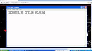 Cara Nak Curi Html Code Mp3
