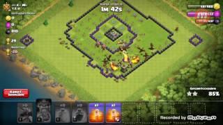 Der geeignete Player für Schweine Reiter Level 4!!!(Clash of Clans)