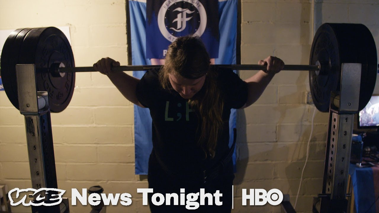 How Trans Athletes Are Fighting Back After Being Banned by USA Powerlifting (HBO)