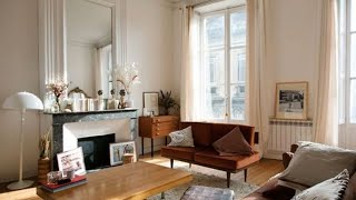 Retro Modernism • Romantic Decor • Paris Apartment | 🍍 Interior Design
