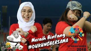 Meraih Bintang Dukung Bersama Asian Games 2018 - Prisha Feat. Dilla (Cover) MP3