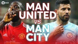 Manchester United 1 - 2 Manchester City