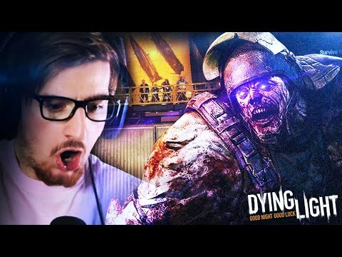INTO THE PIT. (+ A Demolisher? Uh oh..) || Dying Light (Part 8)