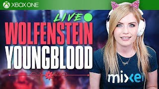 Let's play Wolfenstein: Youngblood | What's wrong with Wolfie?
