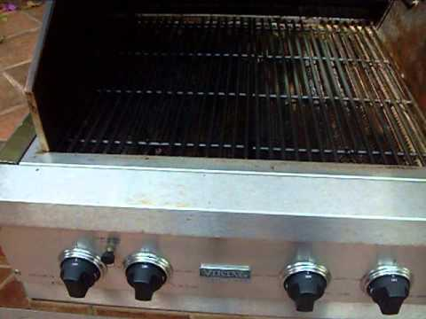 Viking grill repair viking grill burners viking grill for Viking professional outdoor grill