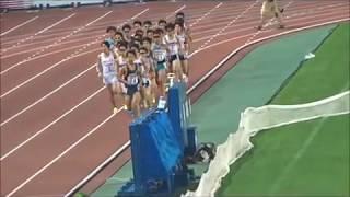 大迫傑、ラストスパートで上野裕一郎、市田孝との三つ巴の接戦を制し大会2連覇!!日本選手権男子10000m決勝