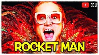🚀 Rocket Man 🎹 Análise e tradução da letra