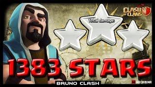 "O MAIOR DESTRUIDOR DE LAYOUTS DO MUNDO É ""BR"" - Clash of Clans - Bruno Clash"