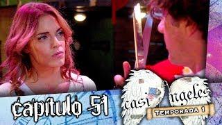 Video Casi Angeles Capitulo 51 Temporada 1 download MP3, 3GP, MP4, WEBM, AVI, FLV September 2018