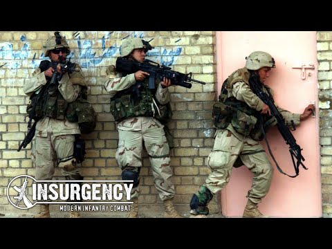 Insurgency Gameplay - The Death House (Full Round)