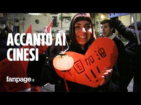 """Coronavirus, a Napoli flash mob in solidarietà con i cinesi: """"Clima assurdo, basta razzismo"""" from YouTube · Duration:  3 minutes 50 seconds"""
