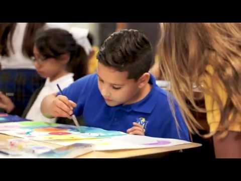 Exploring the World - Art Class - Academir Charter School West. (ACSW)