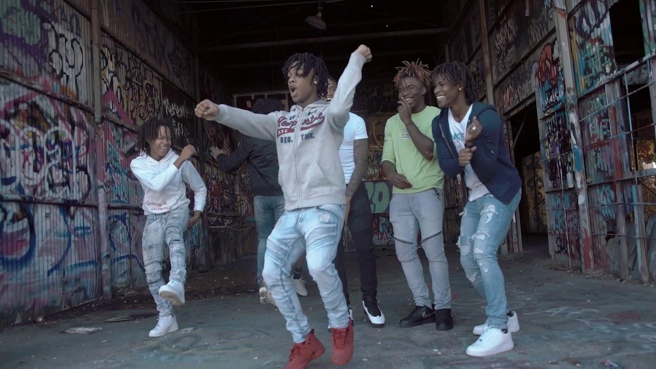 The Mop Dance! (Official Dance Video) TisaKorean Kblast & Huncho Da Rocksta Shot By @Jmoney1041
