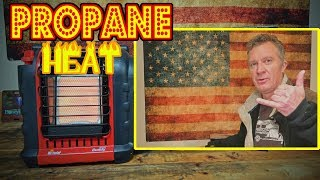 The #1 Propane Space Heater!