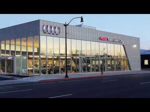 Audi Salt Lake City New Showroom Tour
