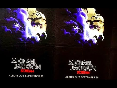 Michael Jackson - Scream (Album Trailer)