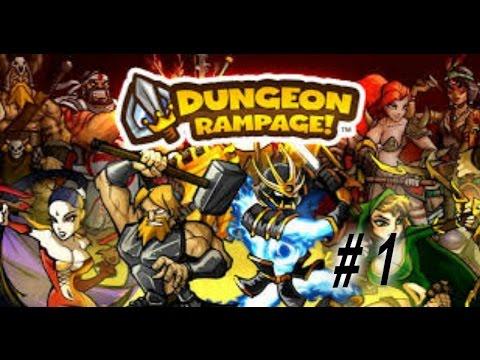 تختيم Dungeon rampage 1# معركة سيلاميس