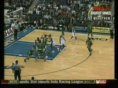 Antoine Walker (49pts/Career High) vs. Wizards (1998)