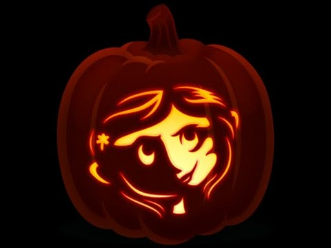Coraline Pumpkin Halloween 2015 Youtube