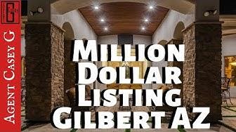 Luxury Home in Gilbert AZ For Sale - Gilbert AZ Realtor