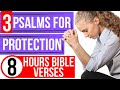 Psalm 91, Psalm 27, Psalm 18(Psalms for protection Bible verses for sleep)