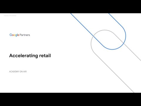 Google Partners Academy on Air: Driving sales with Smart Shopping campaigns [ES]