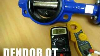 Электропривод DENDOR QT с токовым датчиком 4-20мА(Теперь есть возможность оснастить электропривод DENDOR серии QT токовым датчиком положения. Обратите внимание..., 2010-04-02T07:42:47.000Z)