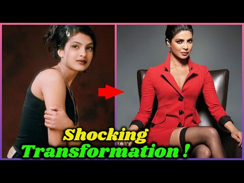 Shocking Transformation of Bollywood Actresses