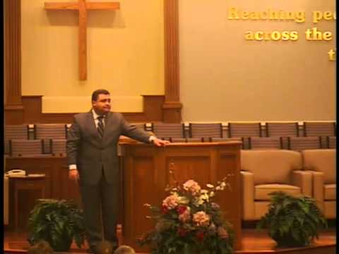 Pastor Kevin Broyhill - Moments With The Master - 05 - A Terrifying Moment (30-06-13)
