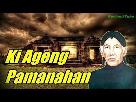 Raja Dalam Sejarah Kerajaan Mataram Islam