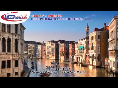 13 Hari 10 Malam Jelajah Balkan 9 Negara Bersama IBC Tours hanya RM 6699