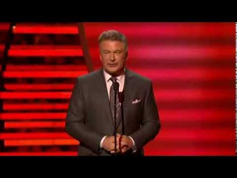 """NFL Honors Awards 2014"":Alec Baldwin's Opening Monologue"