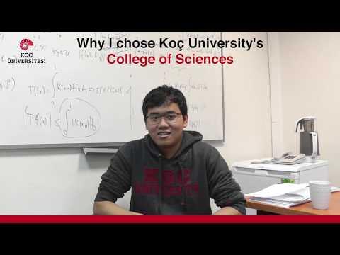Koç University Student Testimonial - Rifqi Aziz - Indonesia