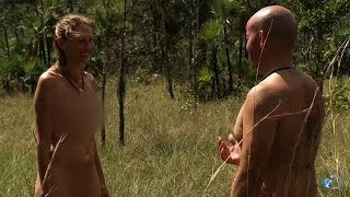 Repeat youtube video Nude Survivalists in Belize | Naked and Afraid