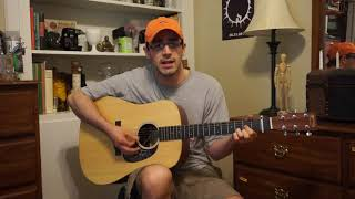 I Lived It - Blake Shelton (JRP Cover)