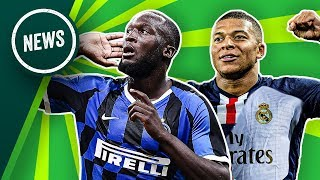 Inter-Roma, Lazio-Juve, quanti big match questo weekend! + Mbappé - Real? Si può ► Onefootball News