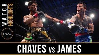 Chaves vs James HIGHLIGHTS: December 15, 2017 - PBC on FS1