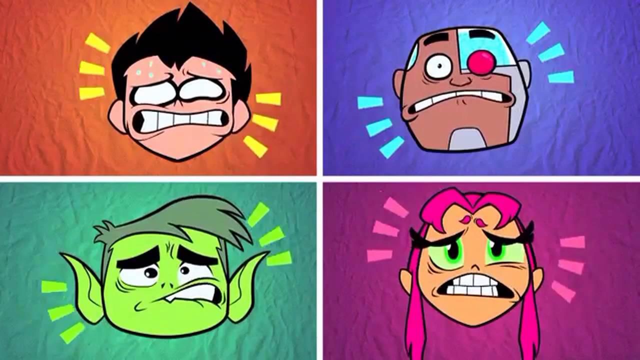 Teen Titans Go Pee Pee Dance - Youtube-9355