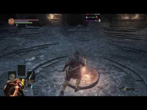 Dark Souls 3 Cheese All Bosses Run (Pt. 1)