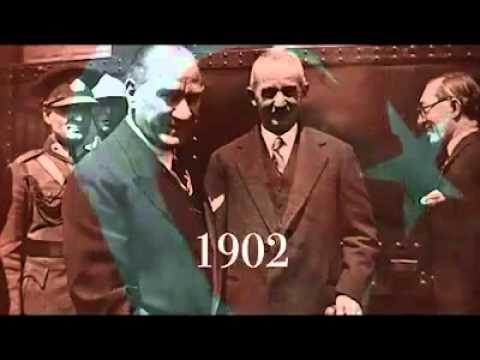 Huriyetin Ilani Mustafa Kemal Ataturkun Anlatimiyla