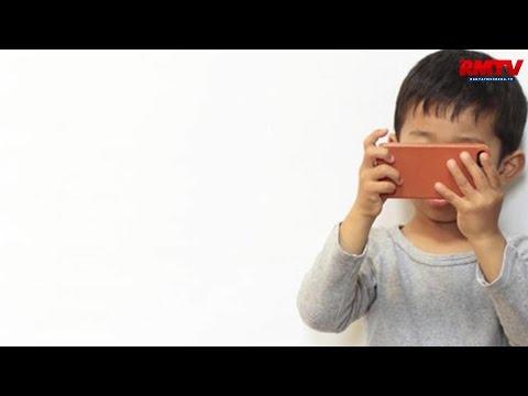 Anak Di Bawah 14 Tahun Akan Mungkin Dilarang Punya Akun Sosmed - 동영상