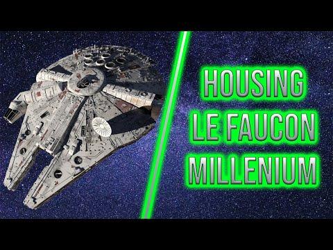 Housing : Le Faucon Millenium - ESO - Blackwood  
