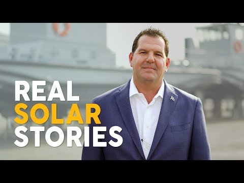 Commercial Solar Customer Testimonial - Marine Group Boat Works