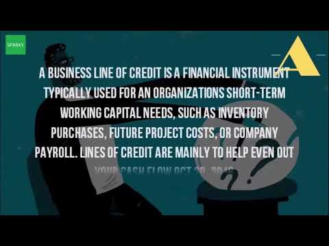 Small Business Line of Credit