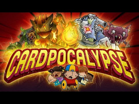 Cardpocalypse | Tutorial (Apple Arcade Play Through) Gambrinous |